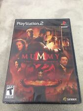 NEW Mummy Tomb Of The Dragon Emperor PS2 Playstation 2 Game FACTORY SEAL