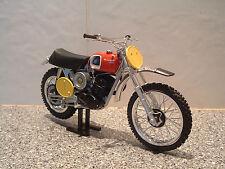 BENGT ABERG 1970 HUSQVARNA 400 CROSS VINTAGE MOTOCROSS ENDURO MODEL MEGA DETAIL