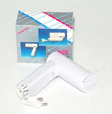 Hot Mini Portable Super Traveller Hair Dryer Folding Foldable Compact Blower