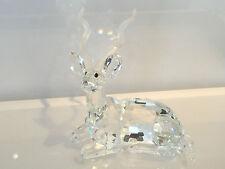 SWAROVSKI Figura OFFERTA anni personaggio 1994 Kudu 10,5 cm! obiezione stato libero!