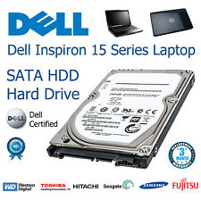 "500GB SATA 2.5"" Hard Disc Drive (HDD) Upgrade For Dell Inspiron 1525 Laptop"