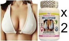 2 Breast Firming Pills Enhancement Sagging Bra Enhancer Success Tablets 90s