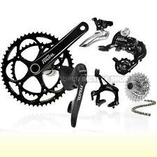 SRAM RIVAL 8 piece Groupset Road Bike Kit