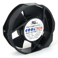 110V / 115V / 120 V AC Cooling Fan. 172mm x 150mm x 38mm (HS1738A)