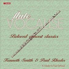 Kenneth Smith & Paul Rhodes: Flute Vocalise CD NEW