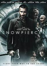 Snowpiercer by Chris Evans, Tilda Swinton, Jamie Bell, Ed Harris, Octavia Spenc