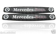 D26 MERCEDES BENZ EMBLEM 2PCS SET CAR BADGE