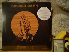 BOLDER DAMN Mourning LP/1971 US Hard Fuzz Rock/Grand Funk/MC5/Pentagram/Phafner