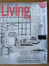 Living Etc June 2016 White Issue Kitchens Shopping Deco Looks Monochrome Style