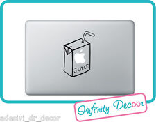 "Adesivo ""Juice"" per  Mac Book Pro/Air 13 - Stickers ""Juice"" x apple MacBookPro"