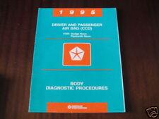 Werkstatthandbuch Dodge + Plymouth Neon für Airbag