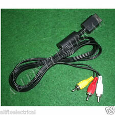 Sony Playstation/PS2/PS3 Game Console AV Cable - Part # PS205