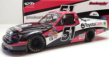 """KYLE """"ROWDY"""" BUSCH #51 2013 TOYOTA CARE TUNDRA """"CAMPING WORLD TRUCK SERIES"""""""