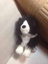 American Girl Dog Rembrandt (Border Collie) With Leash