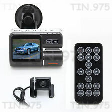 "1.7"" HD 1080P H.264 Rotating Lens Vehicle Traveling Data Recorder Cam G-sensorSD"