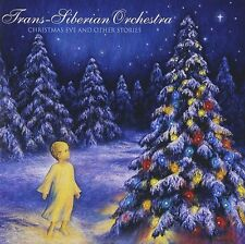 *78 SOLD* Trans-Siberian Orchestra - Christmas Eve and Other Stories - CD - NEW