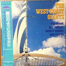 Various-The West Coast Giants-Pacific Jazz 80260-JAPAN