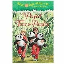 Magic Tree House (R) Merlin Mission: A Perfect Time for Pandas No. 48 by Mary Po