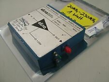 RF Power Amplifier 20MHz -230MHz 1 WATT HF VHFUHF FM Radio MW13721A