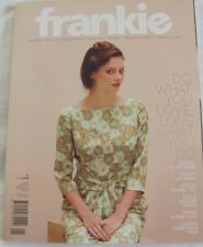 FRANKIE MAGAZINE Issue 45: January February 2012 with poster