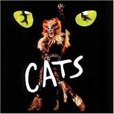 CATS - DEUTSCHE ORIGINALAUFNAHME CD NEU