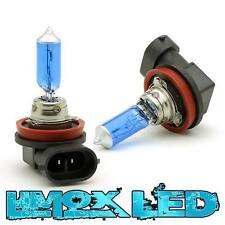 2 x H11 55w Super White Halogen Lampen Temperatur 8500K Abblendlicht Autolampen