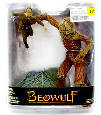 "TOYS - McFARLANE TOYS 'BEOWULF' ""GRENDEL"" ACTION FIGURE 6"" TALL MOC NEVER OPENED"