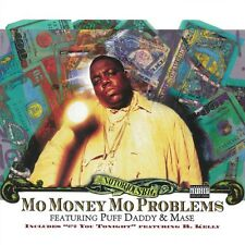 The Notorious B.I.G. - Mo Money Mo Problems LP - NEW - Record Store Day 2016 RSD