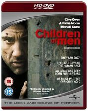 Children Of Men (HD DVD, 2007) - Good Condition - Needs HD-DVD player!