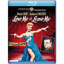 Love Me or Leave Me 1955 (Blu-ray) Doris Day, James Cagney - New!