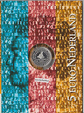 Koninkrijksmunt   Zilver   5   Euro Proof    PP