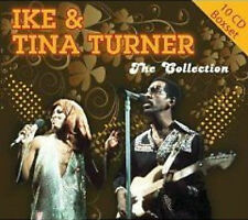 Ike & Tina Turner Collection 10-CD Boxset NEW SEALED