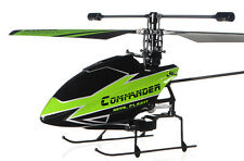 NEW Upgraded WLTOYS V911-1 2.4G 4.5Ch RC Helicopter with Gryo Green BNF Gift BG