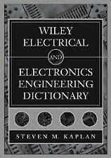 Wiley Electrical and Electronics Engineering Dictionary-ExLibrary