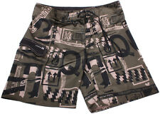 Quiksilver Boardshort Badeshort The Box Short Herren Badehose Gr 30 NEU QAMBS066