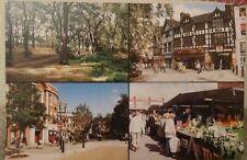Multi view postcard in the Rotherham Heritage Collection