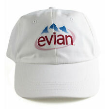 Vintage Evian 6 Panel cap hat vaporwave 5 yung lean NEW