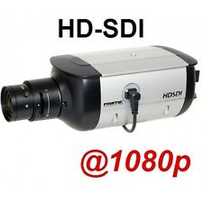 Eyemax HD-SDI CCTV security box camera, 1080p 2 megapixel, DUAL power XPB-204