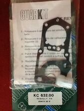 RENAULT R4  KIT REVISIONE CARBURATORE- ZENITH 28 IF -