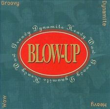 BLOW-UP CD GROOVY DYNAMITE HEAVY WOW BRAND NEW SEALED