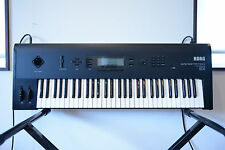 Korg Wavestation EX WS1 Synthesyser w/ gig bag