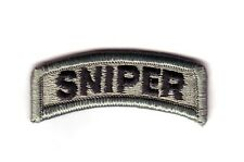 "SNIPER ""ACU Tab"" (Fabrication Actuelle)"