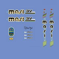 Masi 3V Volumetrica Decals, Transfers, Stickers. n.455