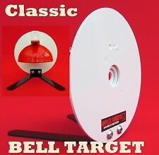 Classic Bell target    Air Pistol Rifle Airgun Reflex      Not Knockdown