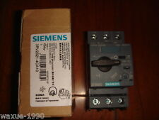 1pcs New Siemens breaker 3RV2021-4CA10 in box