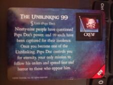 Pirates Davy Jones' Curse #029 The Unblinking 99 Pocketmodel NrMInt-Mint