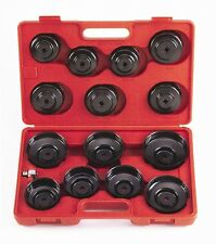 Cup Type Oil Filter Wrench Set Cup Type FORCE-61915 (15pcs Set)