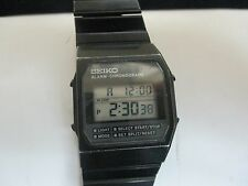 CIRCA 1970'S MEN'S SEIKO DIGITAL WATCH