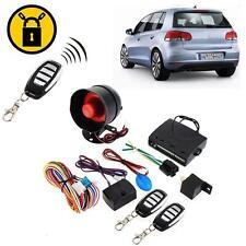 Universale 1-Via Auto Auto Allarme Antifurto Sistema Di Sicurezza Keyless