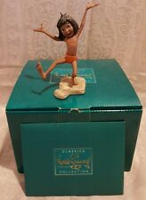"WDCC Jungle Book - Mowgli ""Mancub"" Box and cert"